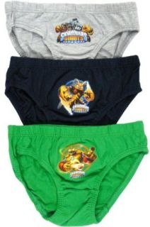 Cartoon Character Products Boys Skylanders Giants Briefs (3 Pack) Clothing