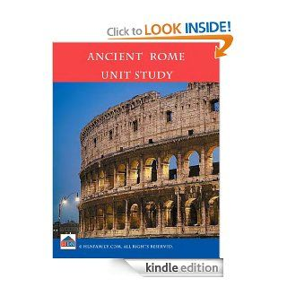 Ancient Rome Unit Study eBook: Leilani Carvalho, Patricia Inman: Kindle Store