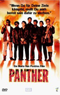 Panther: Kadeem Hardison, Bokeem Woodbine, Joe Don Baker, Courtney B. Vance, Tyrin Turner, Marcus Chong, Anthony Griffith, Bobby Brown, Angela Bassett, Nefertiti, James Russo, Jenifer Lewis, Mario Van Peebles, Eric Fellner, Liza Chasin, Melvin Van Peebles,