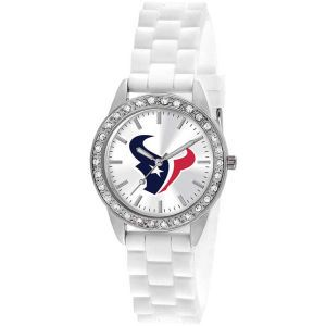 Houston Texans Game Time Pro Womens Frost Watch