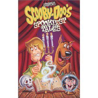 Scooby Doo's Spookiest Tales [VHS] Scooby Doo Movies & TV