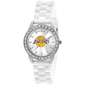 Los Angeles Lakers Game Time Pro Womens Frost Watch