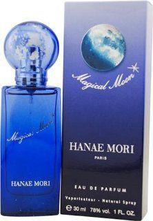 Hanae Mori Magical Moon By Hanae Mori For Women. Eau De Parfum Spray 1 Ounce  Beauty