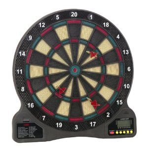 Fat Cat 727 Electronic Dart Board 18 Games, 96 Options, 8 Players  Dartboards  Sports & Outdoors