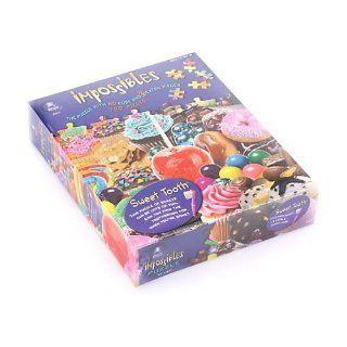 Impossible 750 Piece Sweet Tooth Puzzle Toys & Games