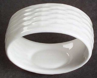Wedgwood Nantucket Napkin Ring, Fine China Dinnerware: Kitchen & Dining
