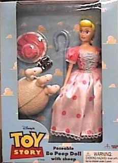 Toy Story Bo Peep Doll with Sheep: Toys & Games