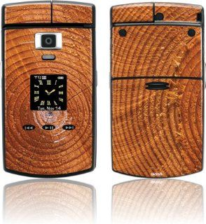 Wood   Cross cut Wood Grain Pattern   Samsung SCH U740   Skinit Skin: Electronics