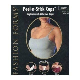 FASHION FORMS PEEL N STICK CUPS REPLACEMENT ADHESIVE TAPES STYLE 12546 Clothing
