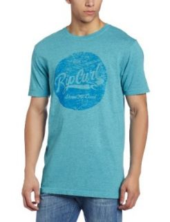 Rip Curl Men's Congu Heather Custom, Turquoise, Medium at  Men�s Clothing store
