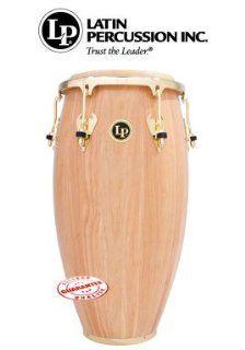 LP Matador Wood 12 1/2 Inches Tumbadora Natural/Gold Tone M754S AW Musical Instruments