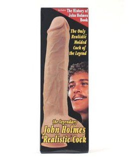John Holmes Realistic Dildo: Health & Personal Care