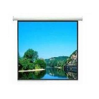 "Simadre Electric Motorized Projection Screen 150"" (4:3): Electronics"