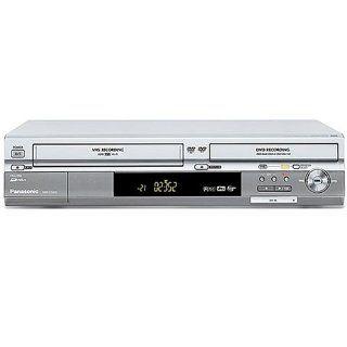 Panasonic  DMR ES40VS VHS / DVD Recorder Silver Electronics