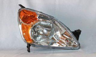 02 04 HONDA CRV HEADLIGHT SET: Automotive
