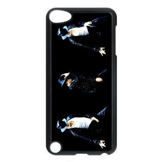Well designed Classic Case Singer Michael Jackson Stylish Cover  Player Plastic Hard Cases For Ipod Touch 5 Ipod5 AX51626   Players & Accessories