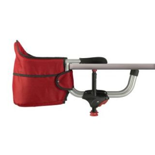 Chicco Caddy Hook On High Chair   Red   High Chairs