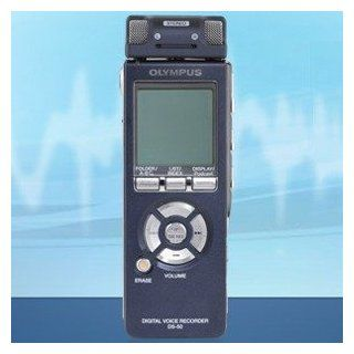 Olympus DS 50 Digital Voice Recorder   DS50 with Stereo Microphone Electronics
