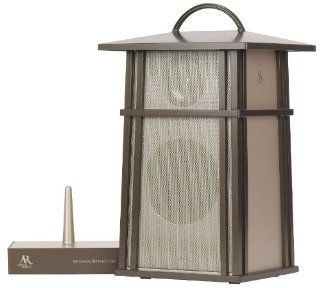 Acoustic Research Mission Style Wireless Outdoor Speaker (AW825)   Bronze Electronics