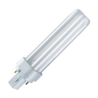 Osram 008127   CF13DD/827 Double Tube 2 Pin Base Compact Fluorescent Light Bulb