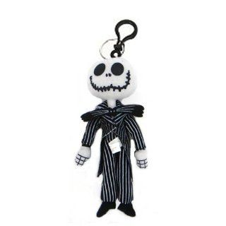 Nightmare Before Christmas Jack Skellington Full Body Car Truck SUV Boat Home Office Backpack Luggage Key Chain: Automotive