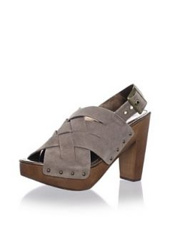 Ciao Bella Haute   Light Taupe Suede Ciao Bella Shoes