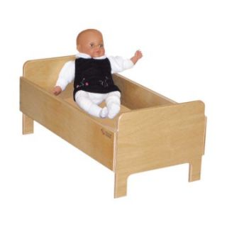 Wood Designs Doll Bed   Baby Doll Furniture