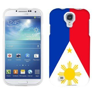 Samsung Galaxy S4 philippines flag Case: Cell Phones & Accessories