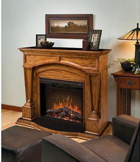Dimplex Bridgewood Electric Fireplace   Electric Fireplaces