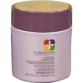 Pureology Hydrate Optimum Moisture Hair Masque, 5.2 Ounce : Intensive Hair Treatments : Beauty