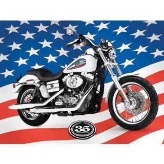 Harley Davidson Freedom Machine Jigsaw Puzzle 500pc Toys & Games