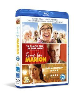 Song for Marion [Blu ray]: Terence Stamp, Vanessa Redgrave, Christopher Eccleston, Gemma Arterton, Barry Martin, Taru Devani, Anne Reid, Elizabeth Counsell, Ram John Holder, Denise Rubens, Paul Andrew Williams, CategoryCentralEurope, CategoryCultFilms, Cat