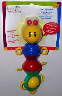 Baby Einstein Twisty Lights Rattle Infant Toy 3m+ Toys & Games