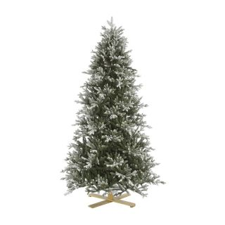 7.5 ft. Frosted Balsam Fir Christmas Tree   Christmas Trees