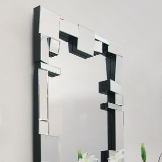 Zuo Modern Construct Abstract Mirror   31.5W x 49.6H in.   Wall Mirrors