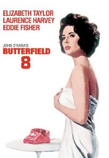 Butterfield 8: Elizabeth Taylor, Laurence Harvey, Eddie Fisher, Dina Merrill:  Instant Video