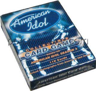 American Idol Collectible Card Game [CCG] Season 3 Starter Deck Toys & Games