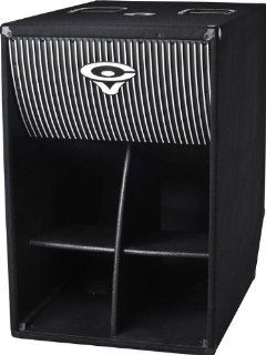 "Cerwin Vega JE 36C 18"" FOLDED HORN JUNIOR EARTHQUAKE Subwoofer Musical Instruments"