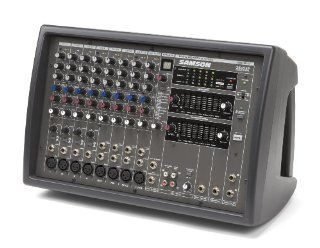 Samson XML910 12 Channel Powered Mixer Musical Instruments