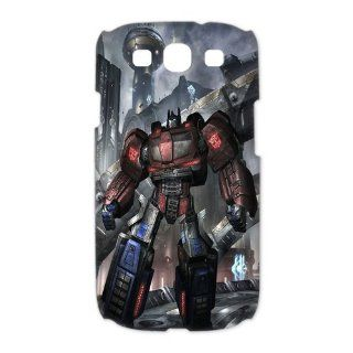 DIY Case Pop Film Super Hero Transformers Design for Samsung Galaxy S3 I9300 (3D): Cell Phones & Accessories