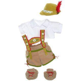 Build a Bear Workshop, Alpine Boy Teddy Bear Clothing Toys & Games