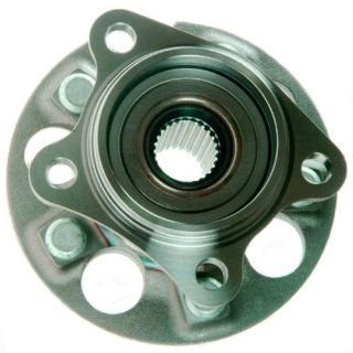 512284 Axle Bearing & Hub Assembly, Lexus RX330/350, RX400H, Toyota Highlander, Venza, Rear Driven Hub without ABS Automotive