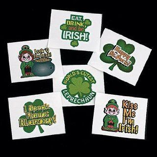 St. Patricks Day Tattoos Health & Personal Care