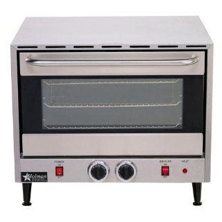 Vulcan Countertop Oven : ... Convection Oven 3 Rack Single Half Size Countertop Kitchen & Dining