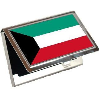 Kuwait Flag Business Card Holder