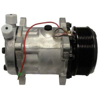 Ac Compressor For Case International Tractor Mxm120 Others   82008689  Patio, Lawn & Garden