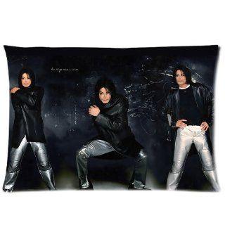 "Custom Michael Jackson Pillowcase 20""x30"" Pillow Protector Cover WPC 913   Michael Jackson Pillow Cases"