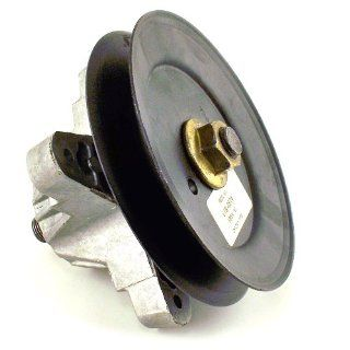 Replacement Spindle Assembly for MTD 918 0574, 618 0574, 618 0565, 918 0565.  Troy Bilt Spindle Assembly  Patio, Lawn & Garden