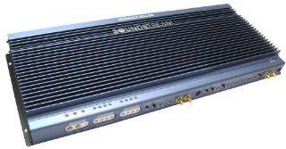 REF4.920   Soundstream 4 Ch. 920 Watt RMS Class A/B Reference Series Power Amplifier  Vehicle Multi Channel Amplifiers