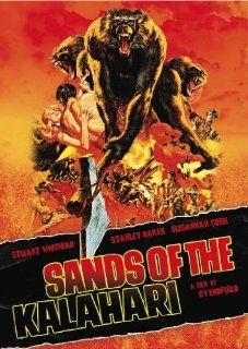 Sands of the Kalahari: Stanley Baker, Stuart Whitman, Susannah York, Harry Andrews, Theodore Bikel, Nigel Davenport, Cy Endfield, Joseph E. Levine, William Mulvihill: Movies & TV